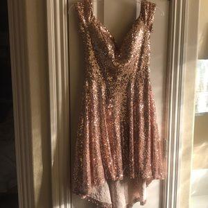 B.Darlin gown